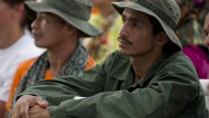 Kolumbianische Farc-Rebellen legen Truppenstärke offen