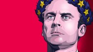 Europas neuer Anführer Emmanuel Macron