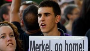 Merkel lobt Rajoys Reformen