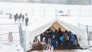 Flüchtlingszahl auf Höchststand