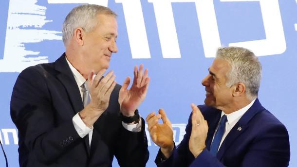 Gemeinsam gegen Netanjahu