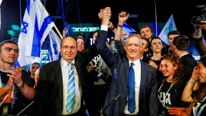 Generäle gegen Netanjahu