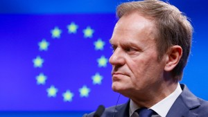 Polen brüskiert EU-Ratspräsident Tusk