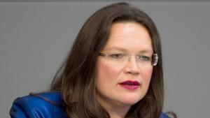 SPD kündigt Gesetzentwurf zu Nebeneinkünften an