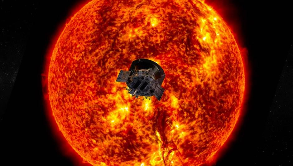 Die Parker Solar Probe der Nasa kommt der Sonne so nah wie nie eine Sonde zuvor. Ihre Messungen und diejenigen des Solar Orbiter der Esa ergänzen sich gegenseitig.