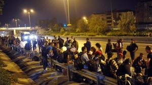 Türkei kann nur 200.000 Flüchtlinge aufnehmen