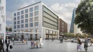 Baubeginn für zwei Hotels