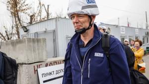 """""""Konflikt in der Ukraine wird nicht gelöst"""""""