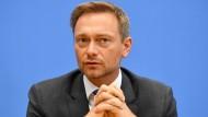 FDP-Chef fordert Stopp der Beitrittshilfen für die Türkei