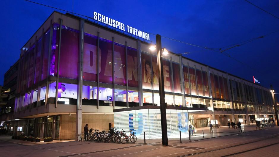 Wollen von Denkmalschützern erhalten bleiben: die Frankfurter Städtischen Bühnen