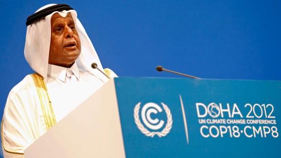 Wie Doha den Weltklimagipfel retten will