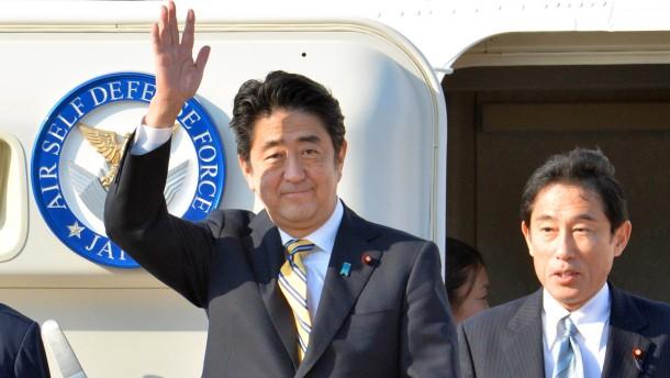Abe Rückkehr