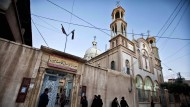 Die Kirche von Qamischli