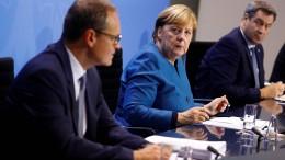 Verschärfte Corona-Einschränkungen in Deutschland ab Montag