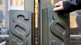 Haftstrafe wegen Millionenbetrugs bei Sozialbehörde