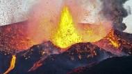 Hotsport mitten im Meer: Cha das Caldeiras, ein Vulkan auf den Kapverdischen Inseln.
