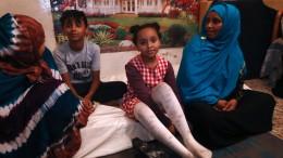 Flucht aus Somalia - nach Syrien