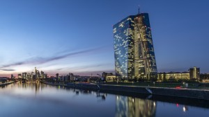Klimastresstest der EZB beginnt im März