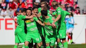 Gladbacher Sieg lässt Mainz weiter zittern