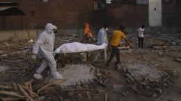 Mehr als 250.000 Corona-Tote in Indien