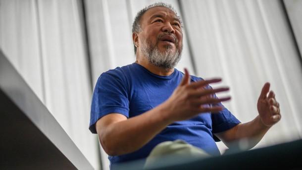 Ai Weiwei befürchtet das Schlimmste
