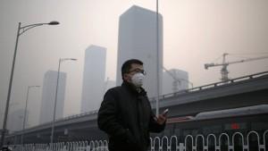 7 Millionen Tote pro Jahr durch Luftverschmutzung