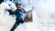 Maduro will mit Antiterroreinheit für Ruhe sorgen