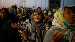 Widerstand gegen neues Lager auf Lesbos