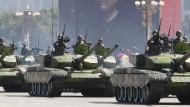 China und Russland exportieren immer mehr Waffen