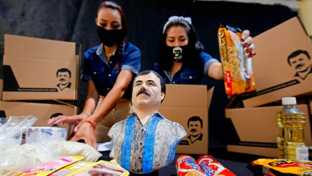 Wie Mafia, Kartelle und Clans durch die Krise kommen