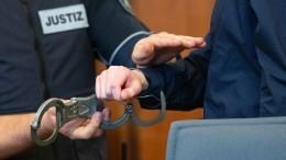 Staatsanwalt beantragt lebenslange Haft