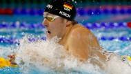 Schwimm-Ass Marco Koch gewinnt Gold