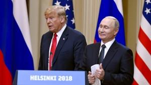 Kreml weist abermals Einmischung in amerikanischen Wahlkampf zurück