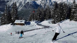 Wie der Schnee den Tourismus in Bayern und Österreich trifft