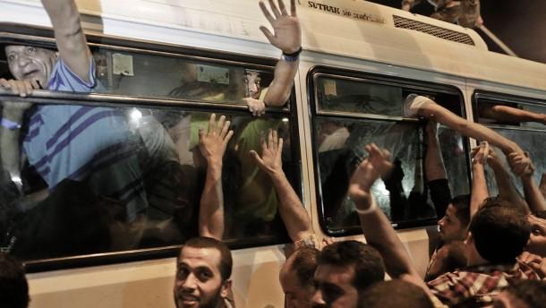 Israel greift Ziele im Gazastreifen an