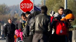 77 Prozent der Migranten im Januar ohne Ausweispapiere