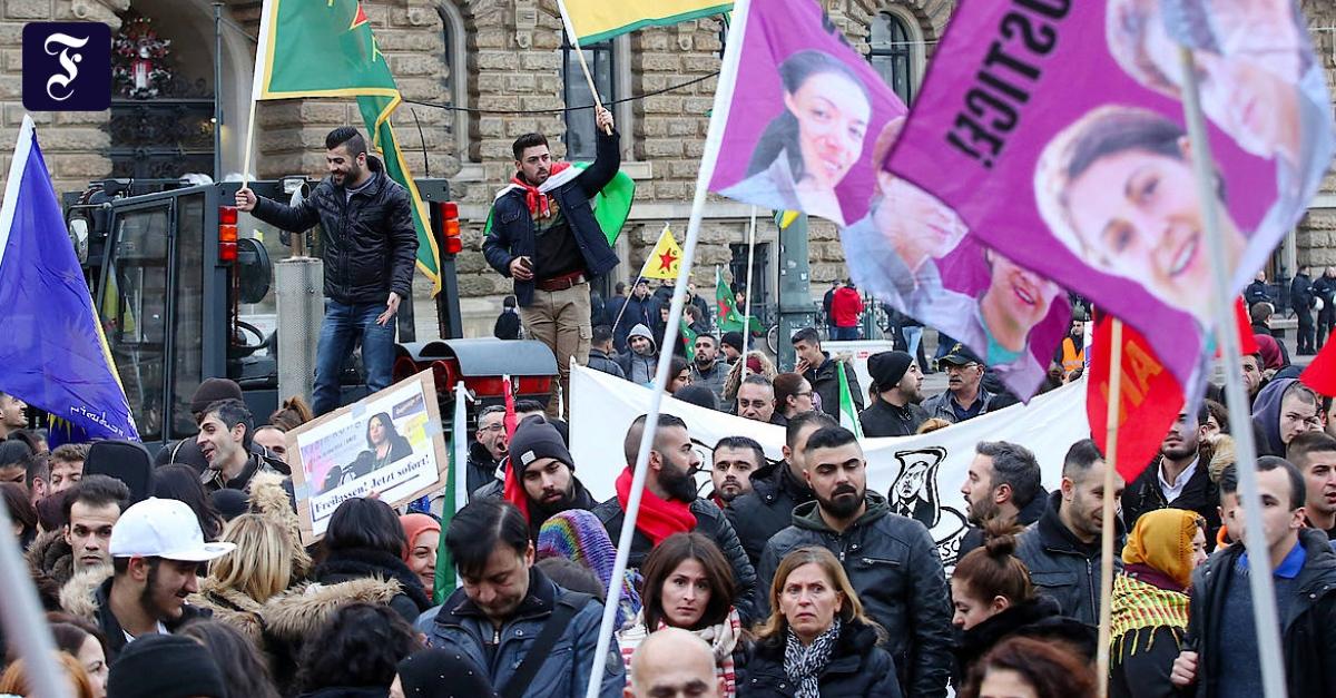 """Proteste in Deutschland: """"Was in der Türkei passiert ist, ist nicht hinnehmbar"""""""
