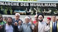 Französische Imame reisen zu Orten des Terrors
