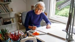 Judith Kerr wird 95 Jahre alt