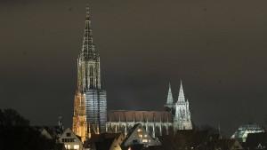 Ein Kirchturm der Superlative