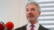 """Roger Kusch: Vorsitzender des Vereins """"Sterbehilfe Deutschland"""""""