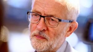 Corbyns kraftloser Vorstoß