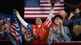 """""""Diese Wahl ist nicht zu Trumps Ungunsten ausgegangen"""""""