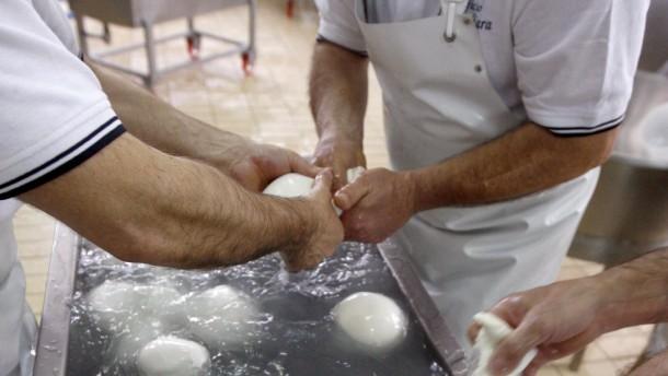Wie sich die Mafia im Lebensmittelhandel bereichert