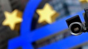 Bankenaufsicht im Euroraum kommt nicht so schnell wie geplant