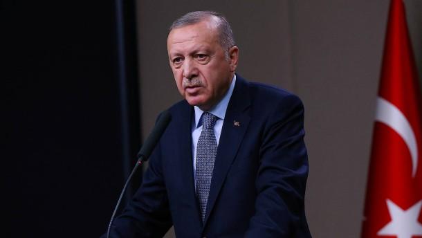 Erdogan zeigt sich bereit zu Treffen mit europäischen Partnern