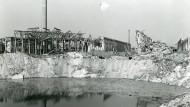 Heute vor 100 Jahren explodierte das BASF-Werk in Oppau