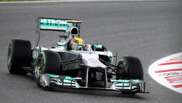 Mehr Glanz auf dem Lack: Mercedes will strahlen