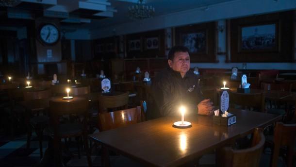 Argentinien und Uruguay haben wieder Strom