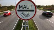 Künftige Erhöhungen der Pkw-Maut könnten auch deutsche Autofahrer treffen